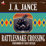 Rattlesnake Crossing: A Brady Novel of Suspense Audiobook, by J.A. Jance