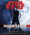 Razors Edge: Star Wars (Empire and Rebellion) Audiobook, by Martha Wells