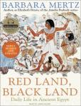 Red Land, Black Land: Daily Life in Ancient Egypt (Unabridged), by Barbara Mertz