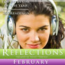 Reflections: February: Inspiration for Each Day of the Month Audiobook, by Simon Peterson