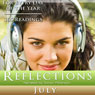 Reflections: July: Inspiration for Each Day of the Month Audiobook, by Simon Peterson