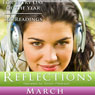 Reflections: March: Inspiration for Each Day of the Month Audiobook, by Simon Peterson