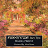 Remembrance of Things Past: Swanns Way, Part Two (Unabridged) Audiobook, by Marcel Proust