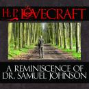 A Reminiscence of Dr. Samuel Johnson Audiobook, by H.P. Lovecraft