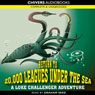 Return to 20,000 Leagues Under the Sea: A Luke Challenger Adventure (Unabridged), by Steve Barlow