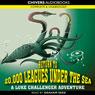 Return to 20,000 Leagues Under the Sea: A Luke Challenger Adventure (Unabridged) Audiobook, by Steve Barlow