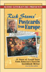 Rick Steves Postcards from Europe: Travel Tales from Americas Favorite Guidebook Writer (Unabridged), by Rick Steves
