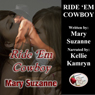 Ride Em Cowboy (Unabridged) Audiobook, by Mary Suzanne