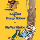Rip Van Winkle and The Legend of Sleepy Hollow (Unabridged) Audiobook, by Washington Irving