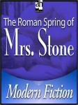 The Roman Spring of Mrs. Stone, by Tennessee Williams