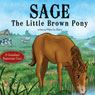 Sage, the Little Brown Pony: A Grandmas Barnyard Tale (Unabridged) Audiobook, by Mary Lu Stary
