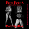 Sam Spank and the Wild Widow (Unabridged) Audiobook, by Molly Synthia