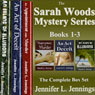 Sarah Woods Mystery Series: Books 1-3 (Unabridged) Audiobook, by Jennifer L. Jennings
