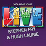 Saturday Live, Volume 1: Stephen Fry and Hugh Laurie Audiobook, by Stephen Fry