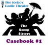 The Scoop Sisters: Case Book 1: A Collection of Crime from the Northlands Mavens of Mystery Audiobook, by Icebox Radio Theater