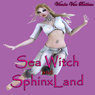 Sea Witch and SphinxLand (Unabridged) Audiobook, by Vianka Van Bokkem