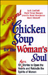 A Second Chicken Soup for the Womans Soul: Stories to Open the Hearts and Rekindle the Spirits of Women Audiobook, by Jack Canfield