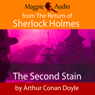 The Second Stain (Unabridged) Audiobook, by Sir Arthur Conan Doyle