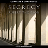 Secrecy (Unabridged) Audiobook, by Rupert Thomson