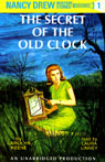 The Secret of the Old Clock: Nancy Drew Mystery Stories 1 (Unabridged), by Carolyn Keene