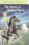 The Secret of Shadow Ranch: Nancy Drew Mystery Stories 5 (Unabridged) Audiobook, by Carolyn Keene