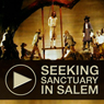 Seeking Sanctuary in Salem: An Untravel Tour of Historic Salem, Massachusetts (Unabridged), by Mike Boudo
