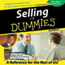 Selling for Dummies, Second Edition Audiobook, by Tom Hopkins