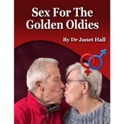 Sex for the Golden Oldies (Unabridged) Audiobook, by Janet Hall