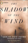 The Shadow of the Wind (Unabridged) Audiobook, by Carlos Ruiz Zafon