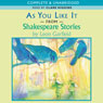 Shakespeare: As You Like It (Adaptation) (Unabridged) Audiobook, by Leon Garfield