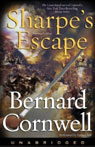 Sharpes Escape: Book X of the Sharpe Series (Unabridged) Audiobook, by Bernard Cornwell