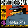 Shredderman: Enemy Spy (Unabridged) Audiobook, by Wendelin Van Draanen