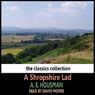 A Shropshire Lad (Unabridged) Audiobook, by Alfred Edward Housman