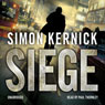 Siege (Unabridged) Audiobook, by Simon Kernick