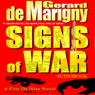 Signs of War: Cris De Niro, Book 2 (Unabridged) Audiobook, by Gerard de Marigny