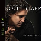 Sinners Creed (Unabridged) Audiobook, by Scott Stapp