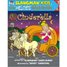 Slangmans Fairy Tales: English to Hebrew - Level 1 - Cinderella (Unabridged), by David Burke