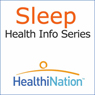 Sleep, by HealthiNation
