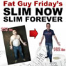 Slim Now, Slim Forever: The Fat Guy Friday Weight Loss Diet (Unabridged) Audiobook, by Craig Beck