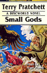 Small Gods: Discworld #13 (Unabridged) Audiobook, by Terry Pratchett
