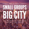 Small Groups, Big City: Express Lanes to Church Community Audiobook, by Dr. Michael A. Donaldson