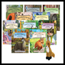 Smithsonians Backyard Collection: 10-Book Set (Unabridged), by Soundprints