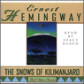 The Snows of Kilimanjaro and Other Stories Audiobook, by Ernest Hemingway