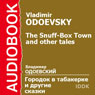 The Snuff-Box Town Audiobook, by Vladimir Odoevsky