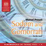 Sodom and Gomorrah: Remembrance of Things Past - Volume 4 (Unabridged) Audiobook, by Marcel Proust