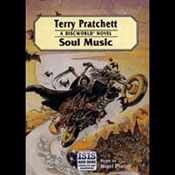 Soul Music: Discworld #16 (Unabridged), by Terry Pratchett