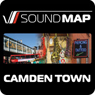 Soundmap Camden Town: Audio Tours That Take You Inside London (Unabridged) Audiobook, by Soundmap Ltd