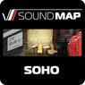Soundmap Soho: Audio Tours That Take You Inside London (Unabridged) Audiobook, by Soundmap