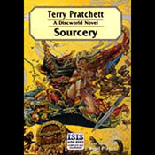 Sourcery: Discworld #5 (Unabridged) Audiobook, by Terry Pratchett