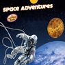 Space Adventure (Astronauts/ Spacecraft/ The Moon/ The Planets) (Unabridged) Audiobook, by Laura Gates Galvin